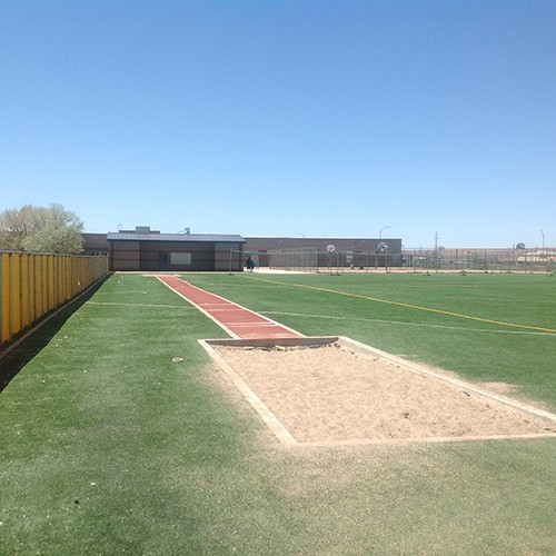 Chinle High School Synthetic Turf Baseball Fields